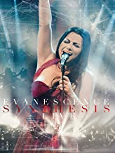 evanescence synthesis tour