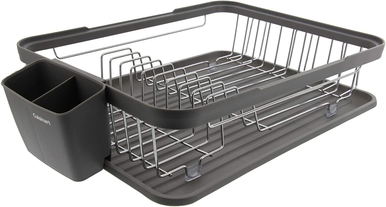 Cuisinart Wire Dish Drying Rack and Free shipping Detroit Mall Piece – Tray Set 3