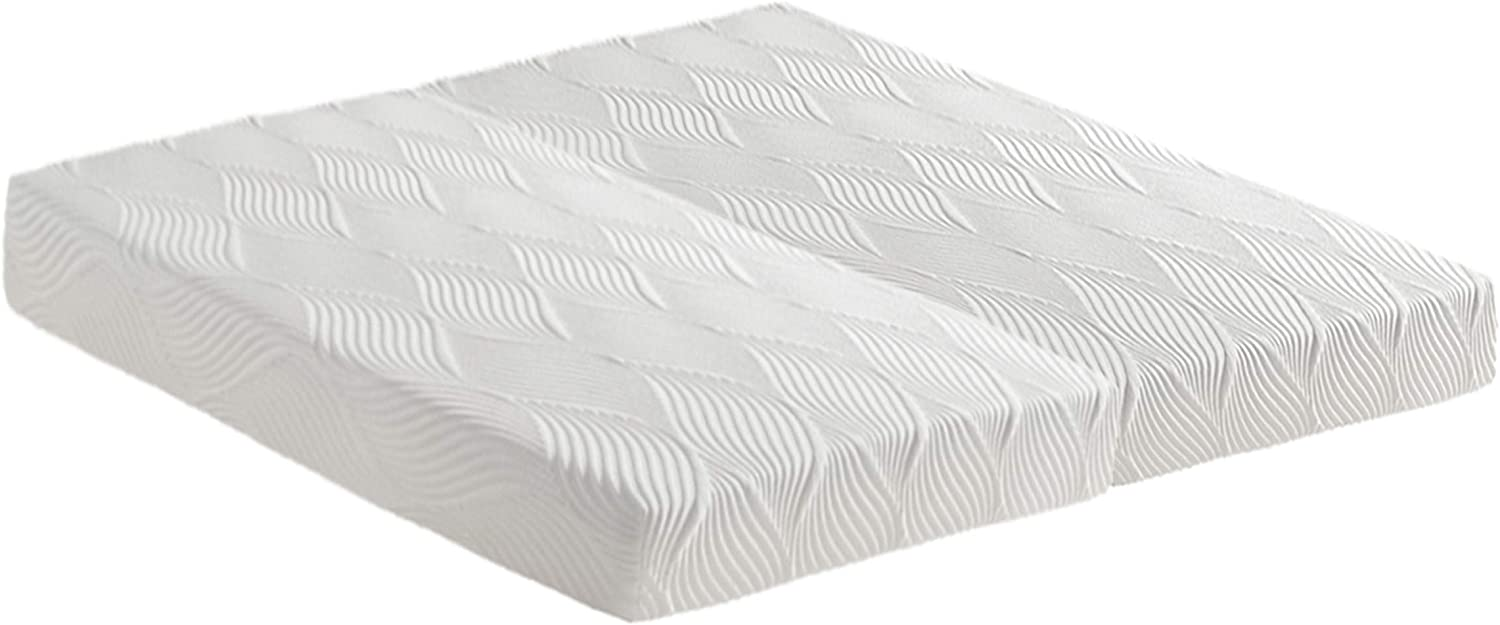 Lexicon Amira 10-Inch Gel Infused low-pricing Memory Ca Free shipping anywhere in the nation Mattress Foam Split