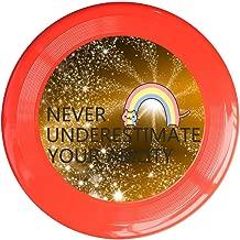 ^GinaR^ 150g NYAN RAINBOW CAT Toys Geek Frisbee Disc - Orange