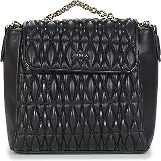 furla backpack black