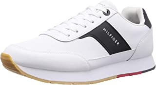 Tommy Hilfiger CORPORATE LEATHER RUNNER mens Sneaker