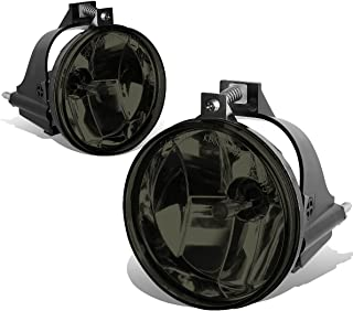 For Dodge Neon Pair of Bumper Driving Fog Lights (Smoked Lens)