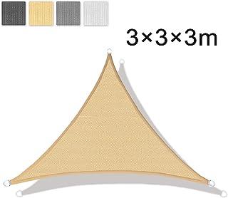 LOVE STORY Toldo Vela de Sombra(HDPE) Triangular 3×3×3m