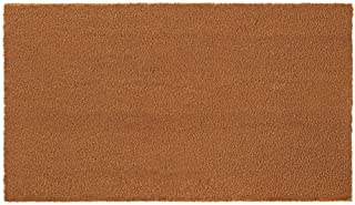 Gorilla Grip Premium Durable Coir Door Mat, 24x16, Thick Heavy Duty Coco Doormat for Indoor Outdoor, Easy Clean, Low Maint...
