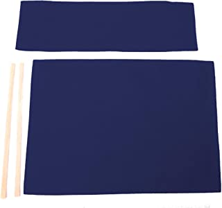 Replacement Cover Canvas for Director's Chair (Flat Stick)