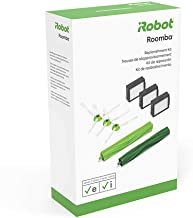 iRobot Authentic Replacement Parts- Roomba e and i Series Replenishment Kit, (3 High-Efficiency Filters, 3 Edge-Sweeping B...