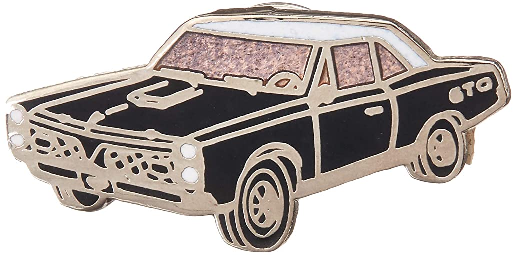 EagleEmblems P05766 Pin-Car,GTO,'67 (1'')