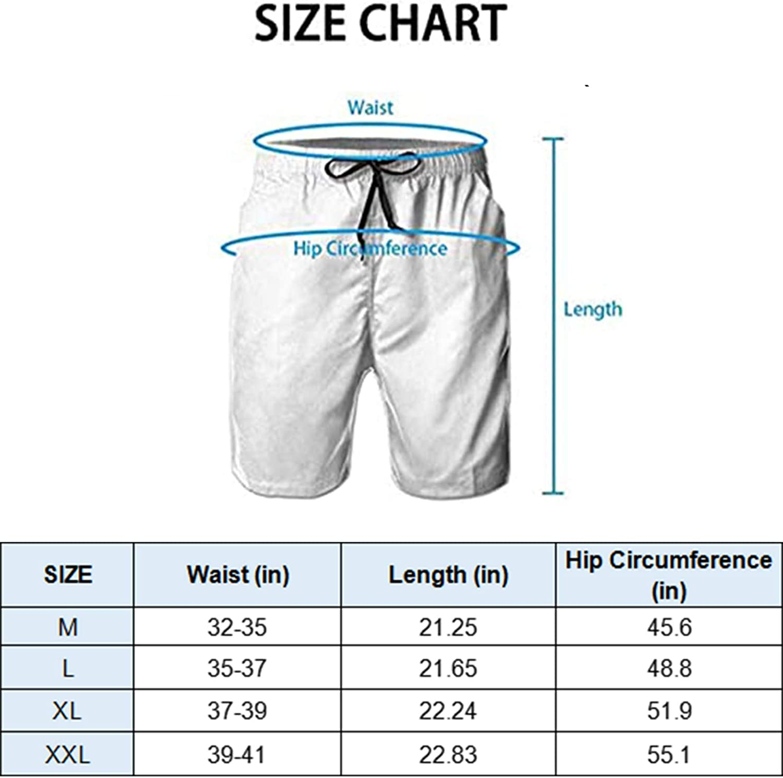 Mens Swim Trunks No Mesh Lining Quick Dry Board Shorts Among Us Purple
