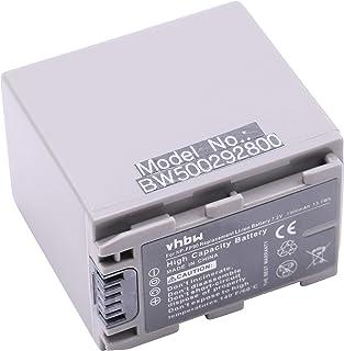 INTENSILO 3x Li-Ion batteria 1500mAh per telecamera videocamera camcorder Sony PXW-X70 sostituisce NP-FV70 NP-FV90 7.2V NP-FV100.