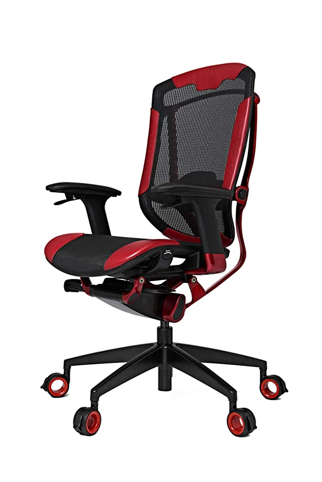 時計回り常習者懐疑的VertaGear ゲーミングチェア Gaming Series Triigger Line 350 Special Paint Red Edition FT0025 VG-TL350SE_RD