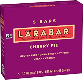 Larabar Bite Cherry Pie M Size 8.5z Larabar Bite Cherry Pie Multipack 8.5z
