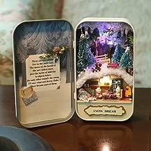 DIY Handcraft Miniature Project Kit Dolls House The Forest Rhapsody Tin Box