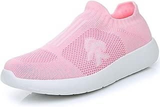 AUTPER Womens Running Tennis Shoes Comfortable Slip On Athletic Non Slip Walking Sneakers US 5.5-10