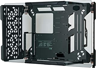 Cooler Master MasterFrame 700 Custom Test Bench/Open-Air ATX PC Case, Panoramic Tempered Glass, Premium Variable Friction ...