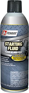 Penray 5301 Standard Ether Content Starting Fluid - 11-Ounce Aerosol Can