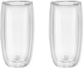 Zwilling Sorrento Çift Camlı 2'li Soğuk Içecek Bardağı Seti, 474 ml