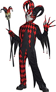 Best boys krazed jester costume Reviews