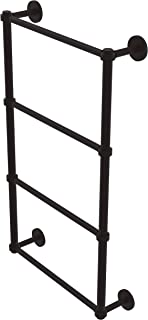 Allied Brass P1000-28-24 Prestige Skyline Collection 4 Tier 24 Inch Ladder Towel Bar, Oil Rubbed Bronze
