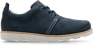 6337b673ad1 Clarks Crown Park K, Zapatos de Cordones Derby para Niños