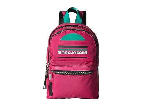 Marc Jacobs Trek Pack Exaggerated Sport Logo Medium Backpack