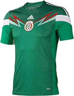 adidas Mexico Youth Home Jersey- 2014 World Cup