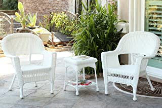 Amazon.com: Wicker - Chairs / Living Room Furniture: Home & Kitchen