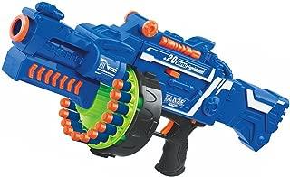 AP INT Blaze Storm Soft Bullet Automatic Gun (40 Darts Included)