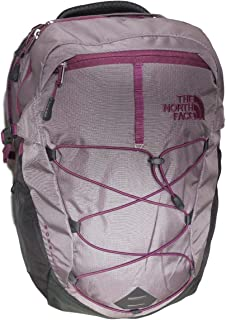 """The North Face Women's Borealis Backpack,15"""" Laptop - QUAILGH/AMRTHPR, One Size (NF00CHK3ZTB-OS)"""
