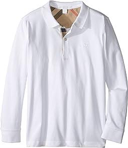 7a6131feec8 Burberry kids zadie polo shirt little kids big kids | Shipped Free ...