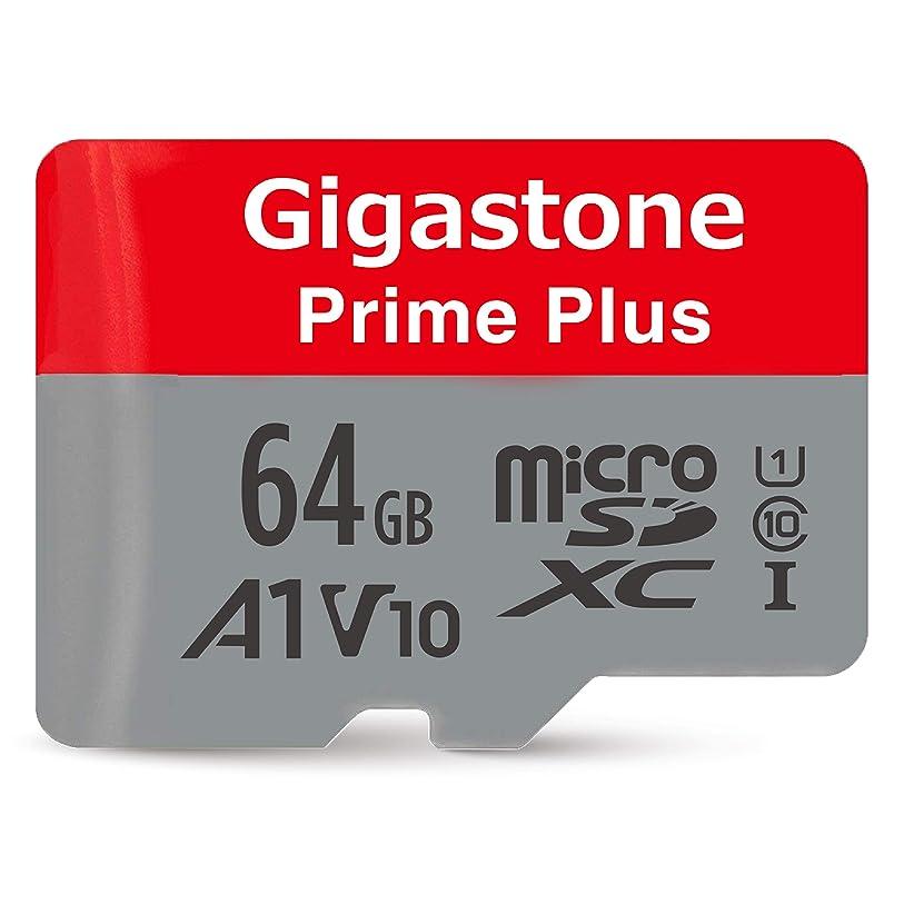 皿床を掃除するホイストGigastone micro SD カード 64GB 4K動画対応 SDXC A1 V10