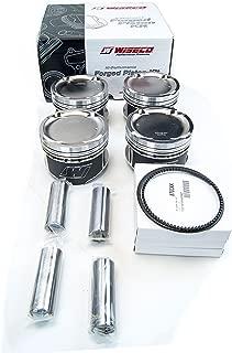 Wiseco 1400 HD Mitsu EVO 8 - 4G63 Turbo -14cc K626M855AP Piston Set