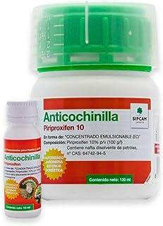 SIPCAM ANTICOCHINILLA Uso DOMESTICO, PIRIPROXIFEN 10%, (JED), 50CC.