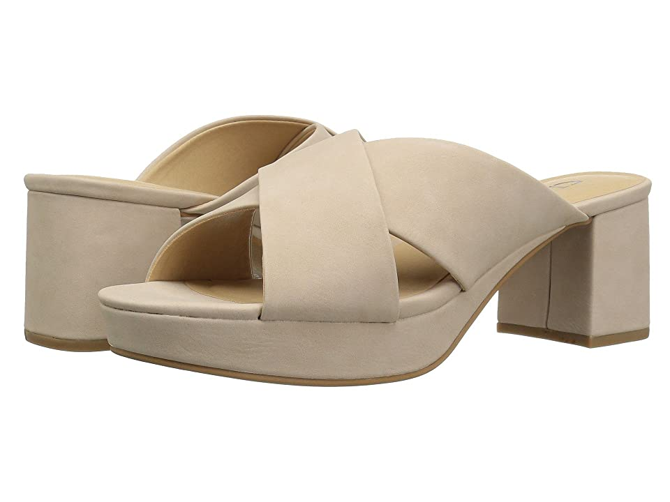 CL By Laundry Kismet (Pale Nude Smooth Nubuck) High Heels