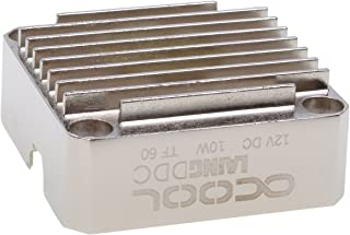 Alphacool 13172 Laing DDC Metal Bottom - Silver Nickel Water Cooling Pumps