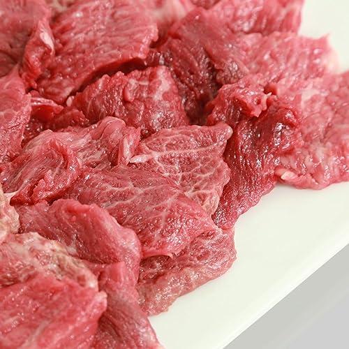 【Amazon.co.jp限定】 特選松阪牛専門店やまと A5等級 黒毛和牛 モモ 焼肉用 300g