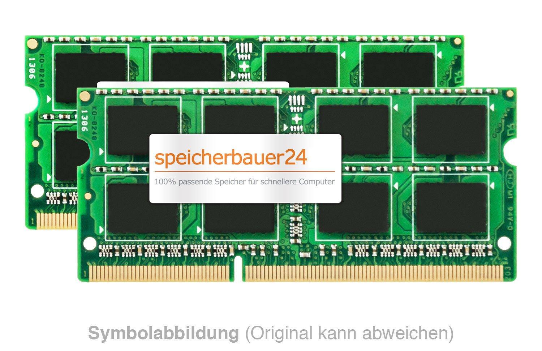 Speicherbauer24.de - Memoria RAM 16GB (2 x 8 GB), para HP (-Compaq ...