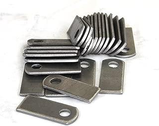Weld On Steel Flat Tab Brackets 1