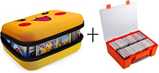 Cards Holder Compatible with PM TCG Card, Phase 10 Card Game, C.A.H, What Do You Meme.
