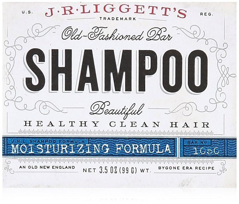 集中退院溢れんばかりのJ.R. Liggetts Bar Shampoo, Damaged Hair, 3.5 Oz