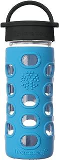 cobalt blue glass water bottles