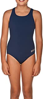 Arena Girl's Madison Athletic Thick Strap Racer Back Onepiece Swimsuit