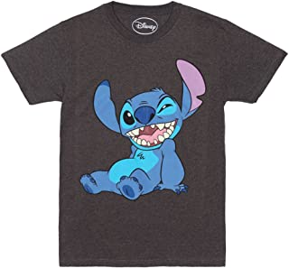 Disney Lilo and Stitch Winky Wink Adult T-Shirt