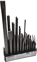 Wilde Tool K36 Punch and Chisel Set, 36-Piece