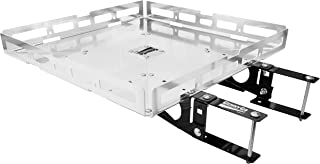 Mount-n-Lock GennyGo RV 4-Inch Bumper-Mounted Generator and Cargo Carrier Tray Kit (TM) (24