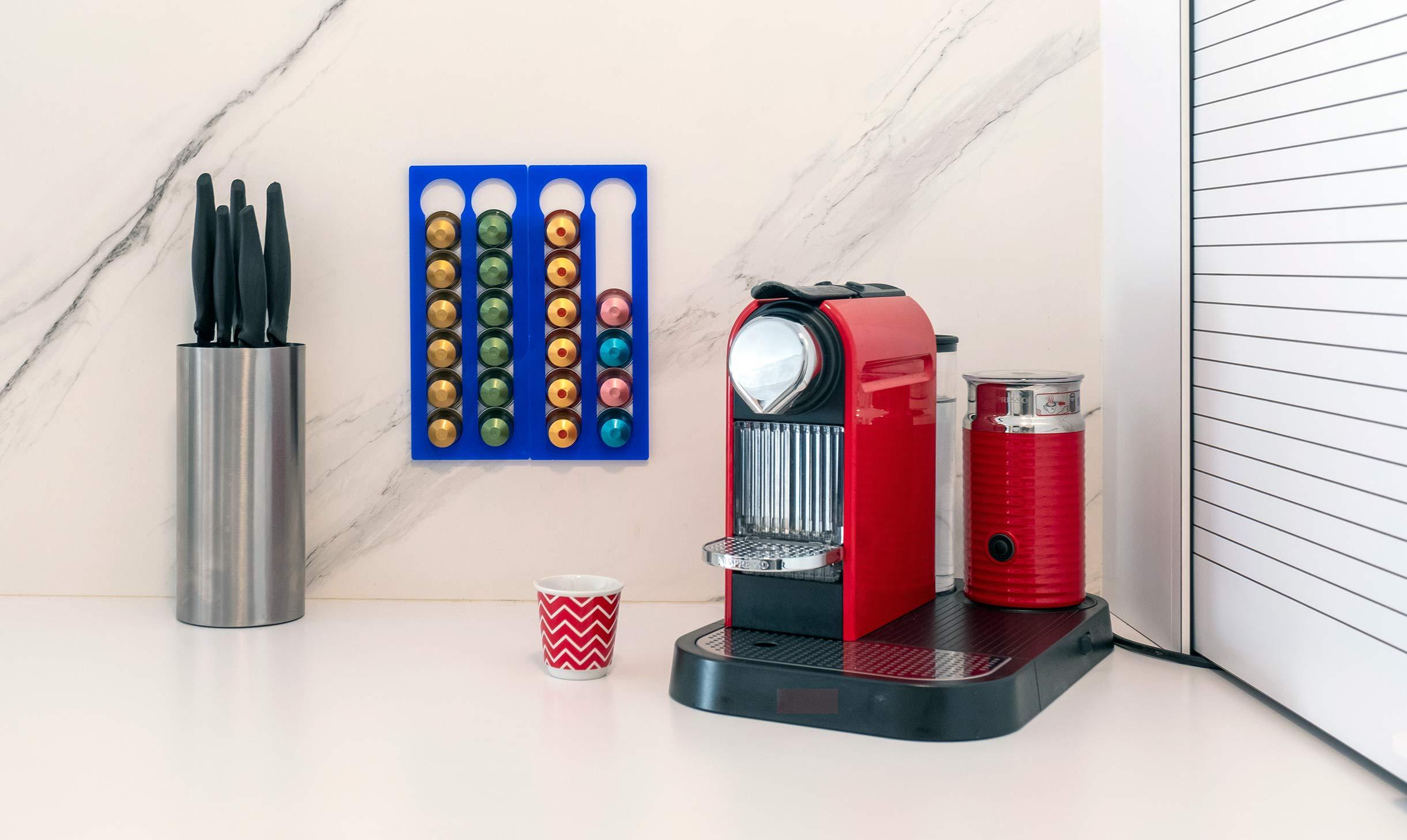 COVERBAGBCN Dispensador de Cápsulas de café Nespresso de ...