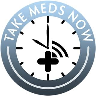 take meds now
