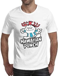 TFYJKM Cool Hawaii Palm Trees Men Comfort Shirt softShort Sleeve Casual Blouse Retro Active t Shirts for Men