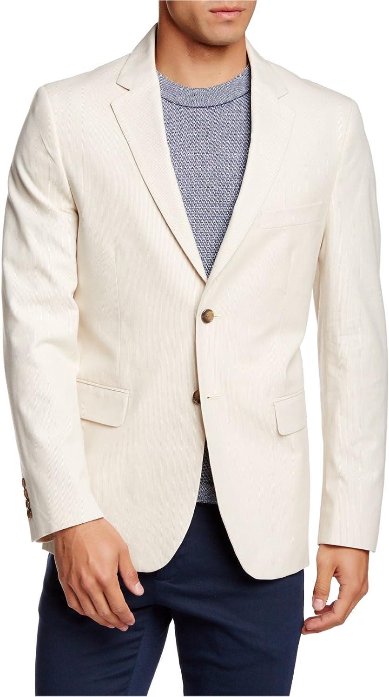 Nautica Pincord Two Button Notch Lapel Suit Separates Jacket