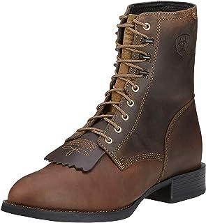 Ariat 男士 Heritage Lacer 西部牛仔靴